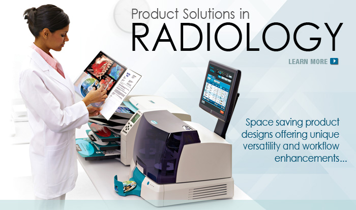 Product Solutions in Radiology.  Combining multiple products into a single, functional design that transcends the ordinary...