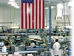 Codonics manufacturing facilities in Middleburg Heights, Ohio