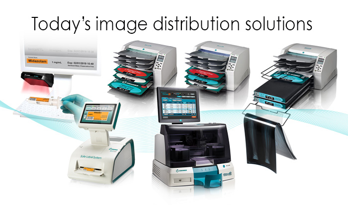 Todays image distribution solution